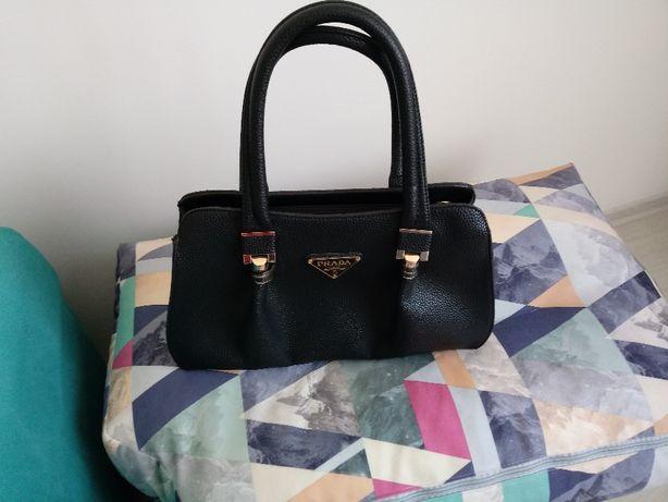 Черная сумка женская