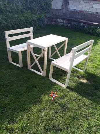 Мини комплект маса с пейки