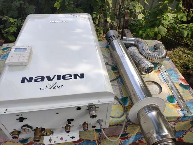 Настенный газовый котел Навьен 35К (Navien 35K)