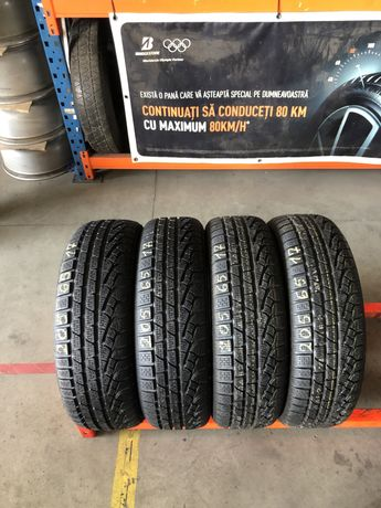 Anvelope iarna 205/65/17 Pirelli Sottozero 2 205 65 17 R17