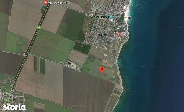 Teren extravilan 423 mp Costinesti