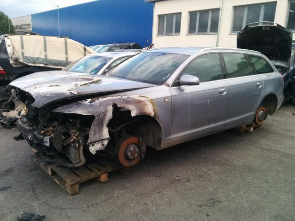 На Части! Audi A6 4F 3.0 TDI Quattro 4x4 S-Line Комби Recaro Ауди гр. Пловдив - image 5