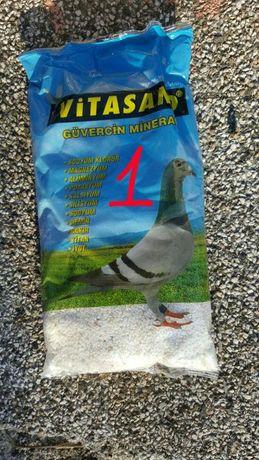 Минерали за гълъби и птици
