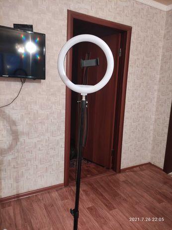 Кольцевая  Сэлфи—Лампа