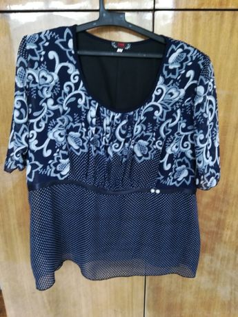 Дамска чисто нова блузка, произведена в България!
