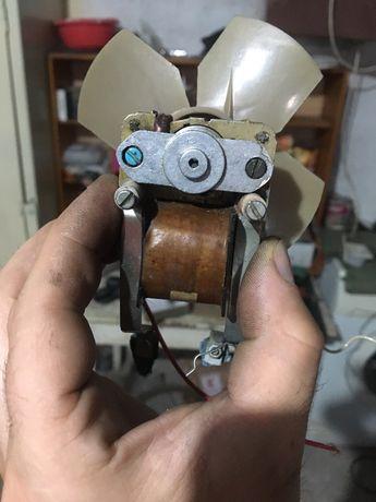 Motor ventilator cuptor electric incorporabil