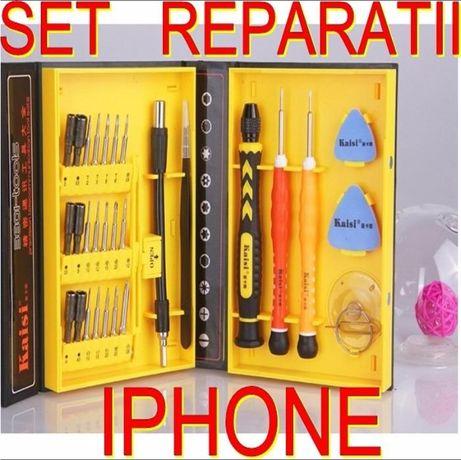KIT Surubelnita Set Surubelnite Telefoane REPARATII IPHONE APPLE Mac