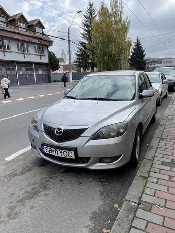 Mazda 3 2005 euro 4