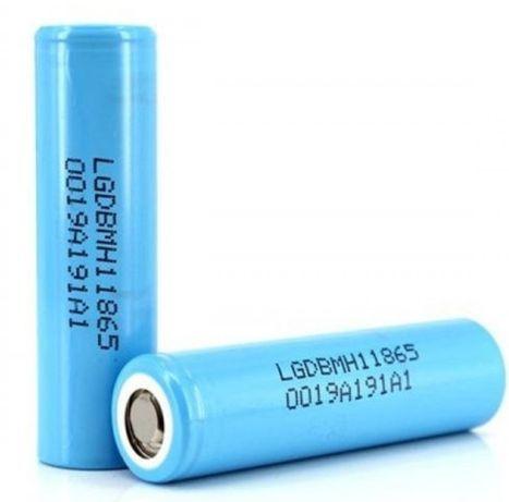 Аккумуляторы LG MH1 3200mah 18650