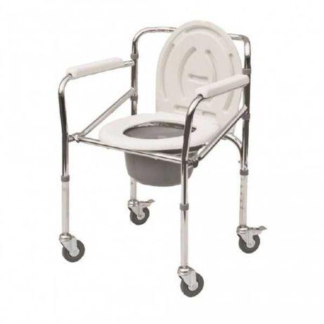 Комбиниран стол за тоалет и баня