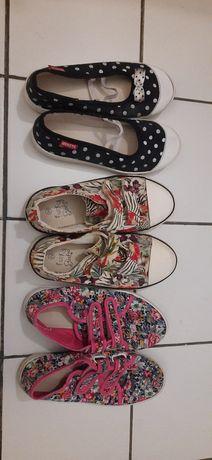 Гуменки 34-35н, нови сандали