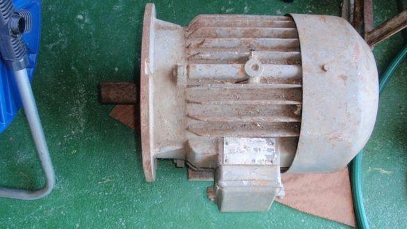 трифазен нискооборотен електромотор