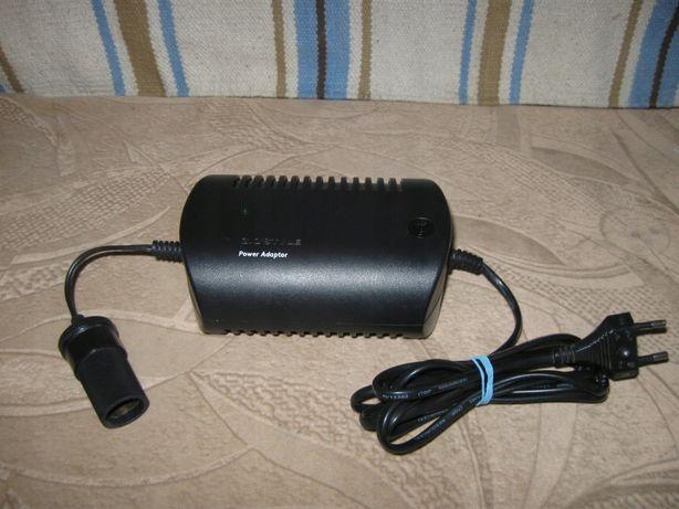 Adaptor camping 230V-12V Pentru Lazi Frigorifice Electrice portabile