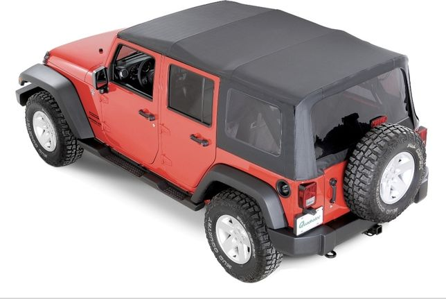 Soft top Jeep Wrangler Unlimited