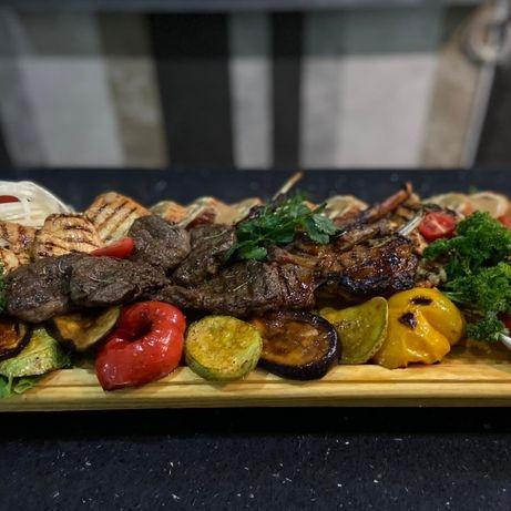 Доски для стейков барбекю шашлыков суши роллов и других блюд
