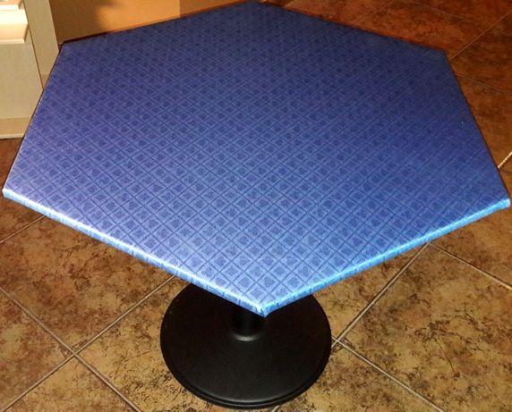 Masa poker hexagonala pentru 6 jucatori