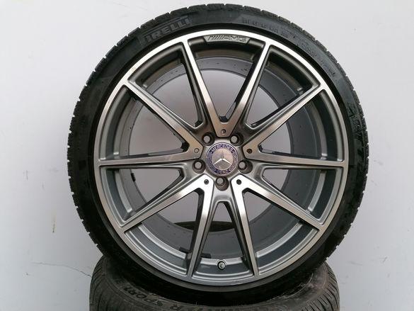 Mercedes SLS, SLC, GT-R - 19 и 20 цола