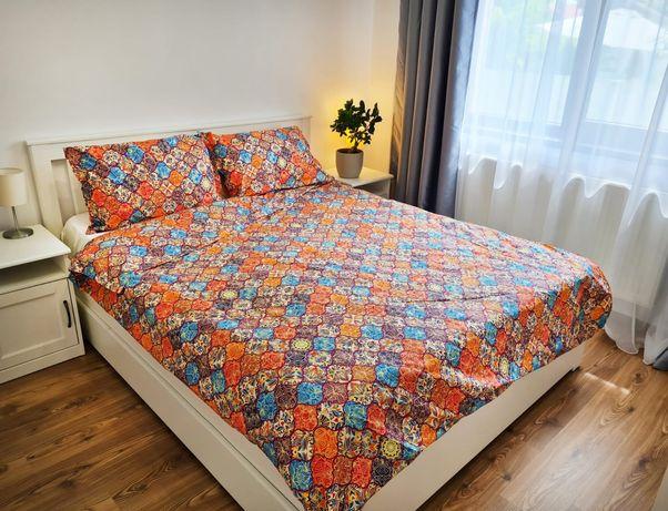 Lenjerii de pat fabricate in Romania