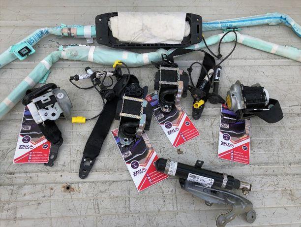 Mercedes Benz e class w213 w238 kit airbag volan plansa bord centura