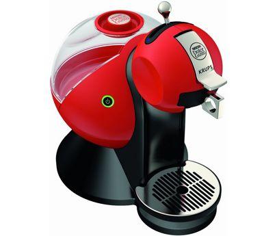 Кофемашина Nescafe Dolce Gusto Krups (красного цвета)