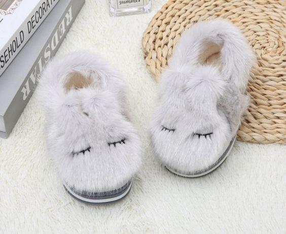 Papuci iepuras marimea 24