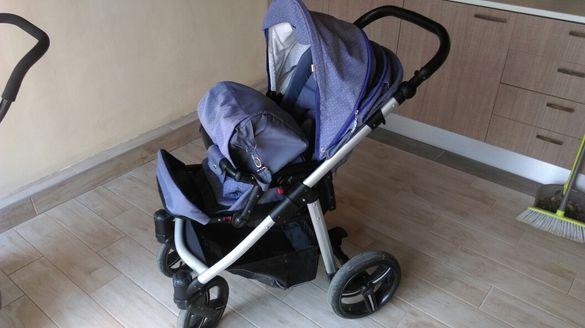 Бебешка количка bebeto