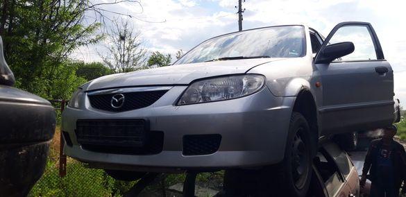 Mazda 323f 2.0ditd 2002
