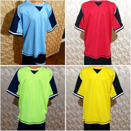 НОВО - Детски футболни къси екипи (възможност за надпис) 4 цвята
