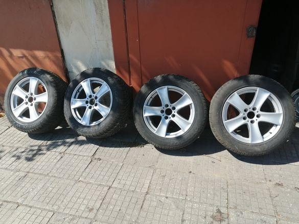 Джанти и гуми 18ц-5x120 BMW - x5, x6