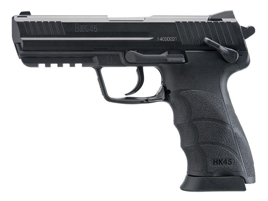 Pistol HK45 Umarex 2J METAL Slide CO2 Airsoft