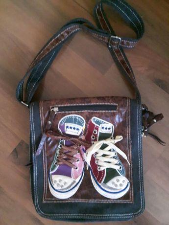 Нова чанта от плат