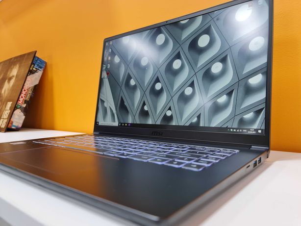 Ноутбук MSI Prestige 15