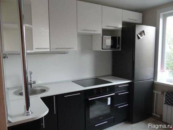 Сборка мебели, установка кухонного гарнитура, мебели для ванны.