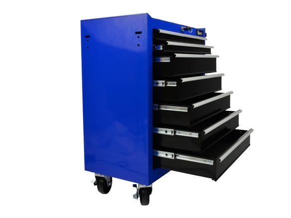 Професионална сервизна количка/шкаф за инструменти, необорудвана