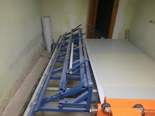 Листогиб новый 2.5 метр
