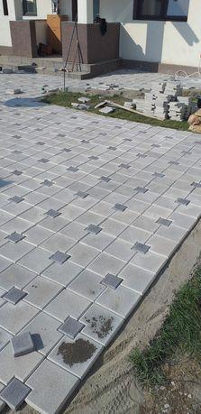 Pavaje si pavele din beton aditivat pentru casa si gradina,zone auto