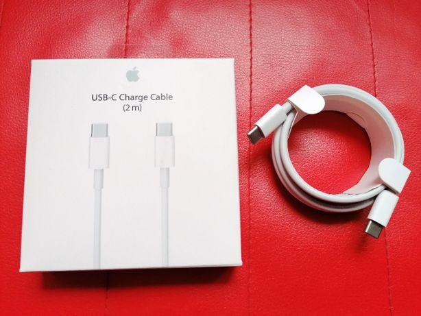 Cablu de Date Incarcare Original Apple USB-C 2m Macbook Air Pro iPad