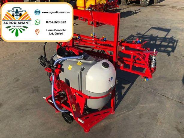 Instalatie de Erbicidat 200 litri Rampa de 8m Demarol