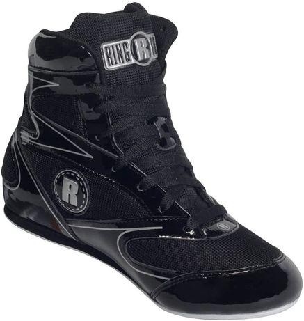 Обувки за бокс Ringside Diablo Черни [Професионални]