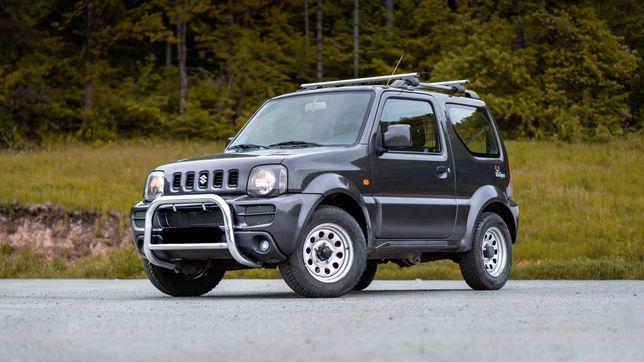 Suzuki Jimny-Euro 5-An 08.2012-Incalzire scaun-4x4 la mic/mare-Carlig
