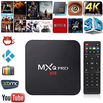Android TV Box MXQ Pro. Ютуб на вашем простом ТВ! Доставка по Ақтөбе!