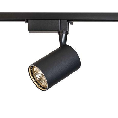 Трековые светильники для бутика, освещение споты треки LED светильник