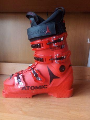 Продам комплект горные лыжи и ботинки