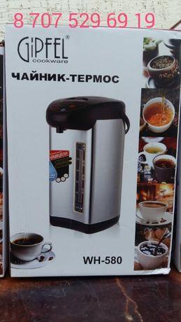 Чайник термос, электро чайник, термопоты с повторным  новые в упаковке