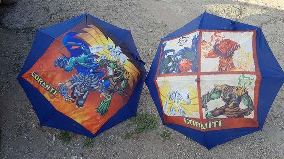 Детски чадър за момче 2бр.