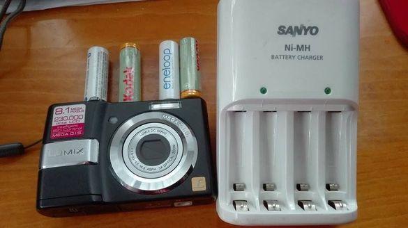 Фотоапарат Panasonic Dmc ls80