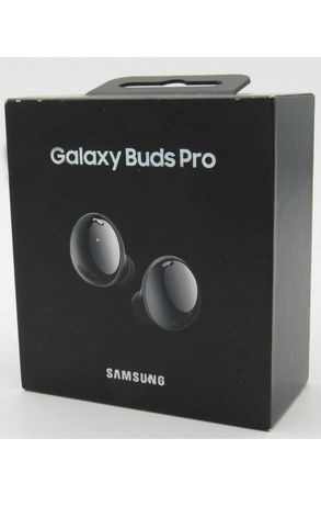Samsung Bluetooth Galaxy Buds Pro черные 79990