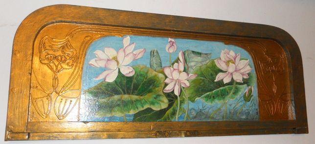 Tablou-Panou decorativ- Nuferi