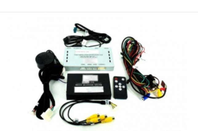 Interfata BMW 4P CIC GPS+Touch. Are WINCE si se si poate instala IGO.