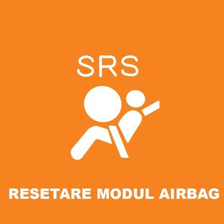 Resetare Resoftare calculator airbag / Crash Data Erase - ORICE MARCA